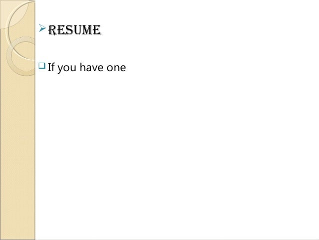 job applications references relationship for resume
