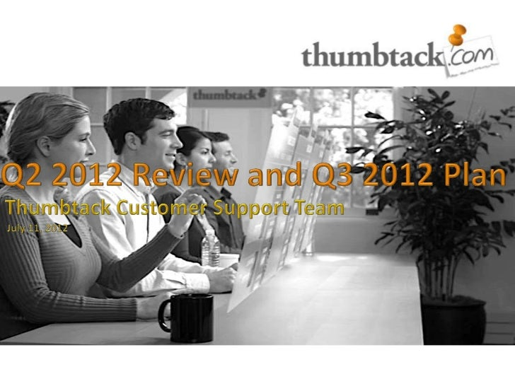 Q2 Performance Review                        2