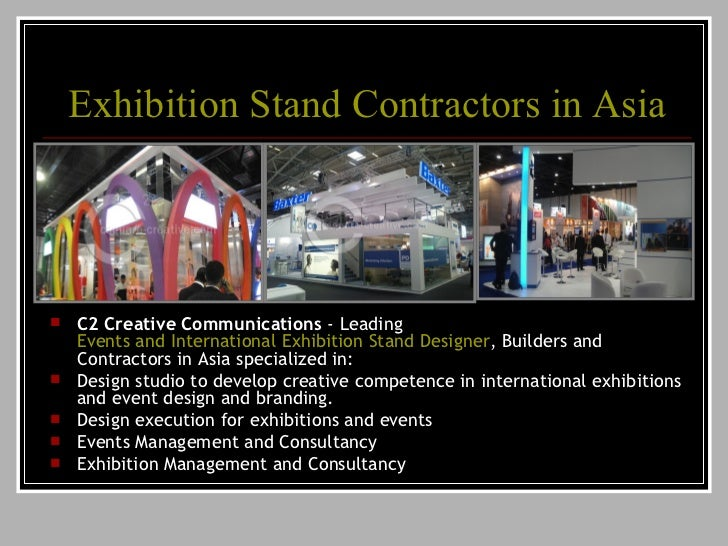 Exhibition Stand Builders Usa : Csquare creative international exhibition stand