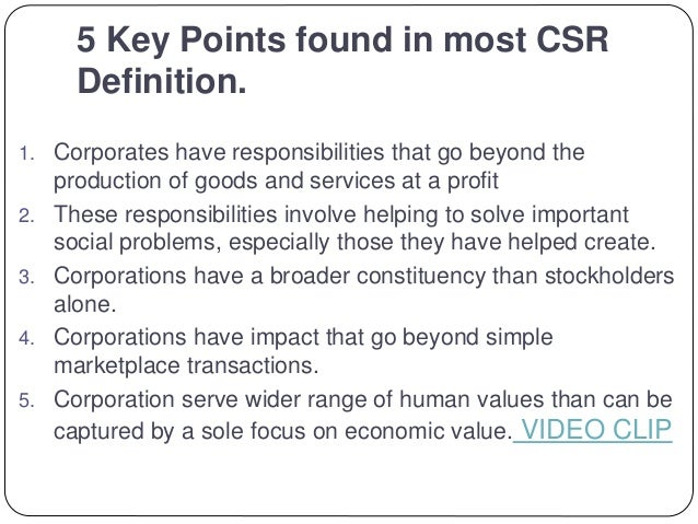 Social pdf corporate responsibility