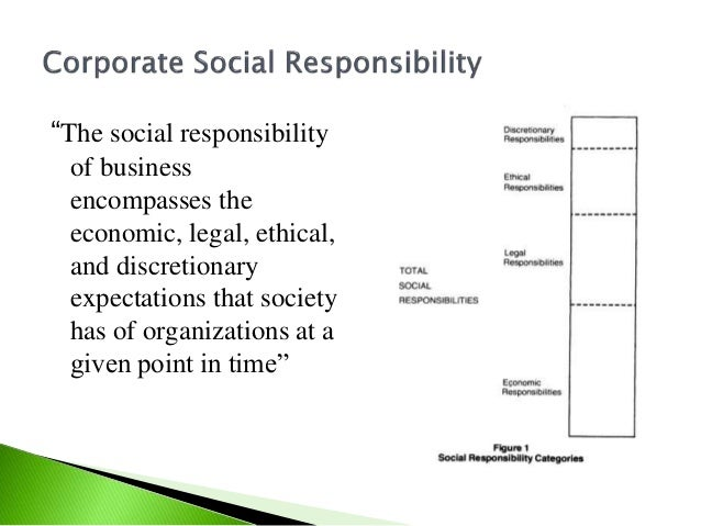 criticism on corporate social responsibility pdf