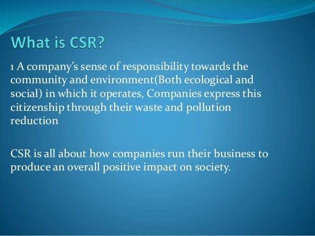 csr in companies Timberland strives to do the right thing for our products, the outdoors and the communities where we live, work and explore see our responsibility here.