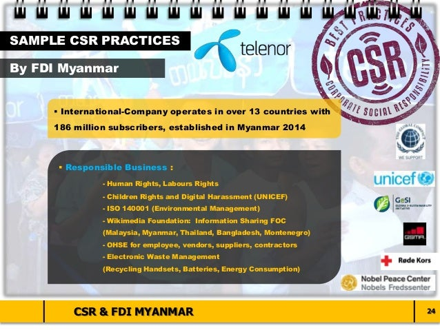 csr of mncs in bangladesh But for the csr policies to be effective for bangladeshi people more  itself is  global because of the common business operation of mncs.