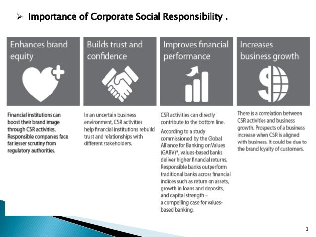 Corporate social responsibility why do companies engage in csr
