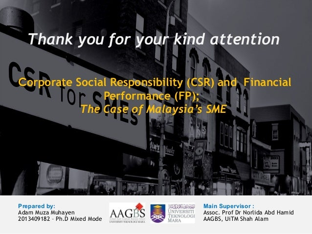 corporate social responsibility the case Purpose – this paper aims to offer a preliminary case study exploration of the corporate social responsibility issues being addressed and reported by the top ten.