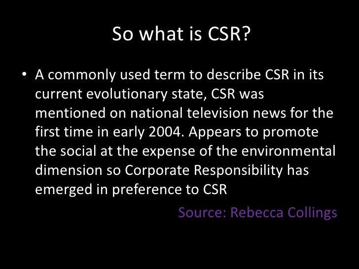 nike csr case study