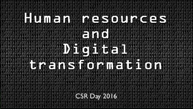 CSR Day 2016