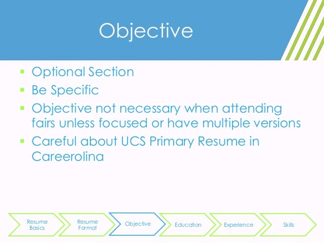 resume format objective education experience skills 5