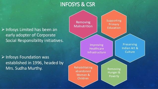 infosys csr report 2018