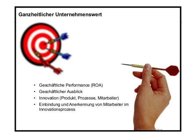 Ganzheitlicher Unternehmenswert Picture © Ernst Rose | Pixelio.de • Geschäftliche Performance (ROA) • Geschäftlicher Aus...