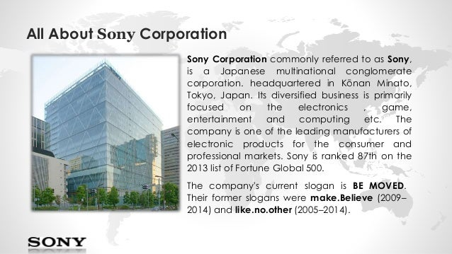 sony group corporate While sony's recent second-quarter results indicate the company has  into a  partnership with the dalian wanda group, which should result in.