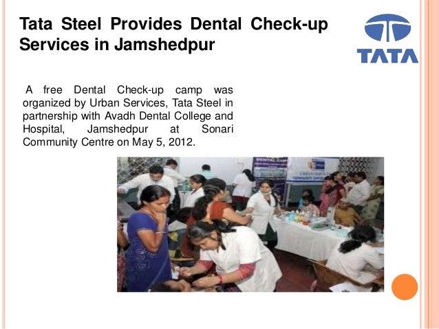 csr activities of tata steel pdf