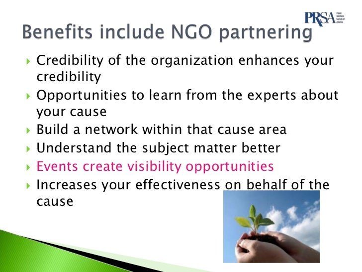 Csr Partnerships How To Choose The Right Organizations