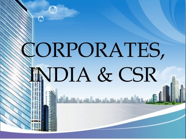 csr initiatives by reliance and tata Corporate social responsibility (csr,  the survey's authors also stated that employee engagement on csr initiatives can be.