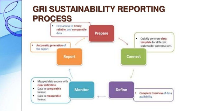 Global reporting initiative sustainability