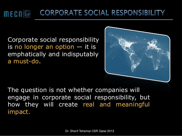 Communication Strategy in the CSR Context