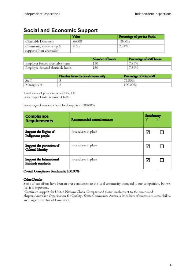corporate and social responsibility report iigi 2013 2014. Black Bedroom Furniture Sets. Home Design Ideas
