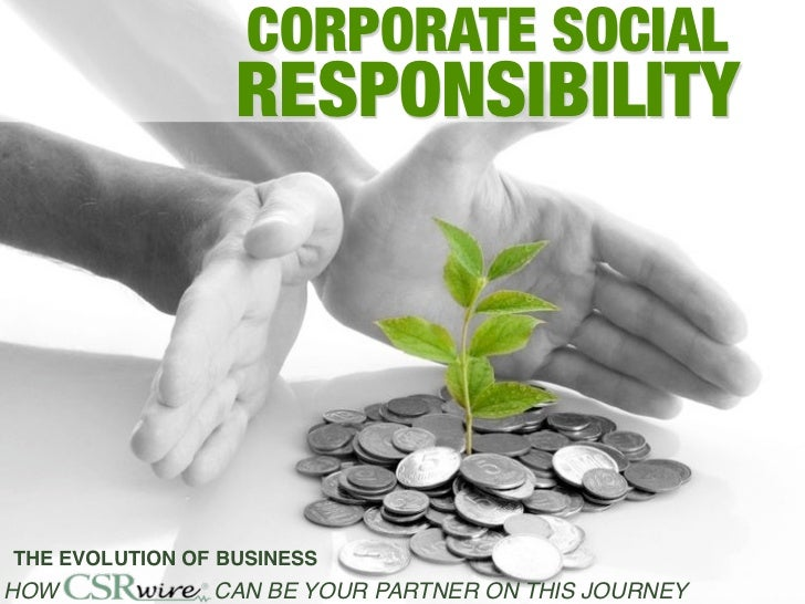 the evolution from corporate social responsibility Global conference on business and finance proceedings ♦ volume 8 ♦ number 2 2013 113 evolution of the concept and definition of corporate social responsibility.