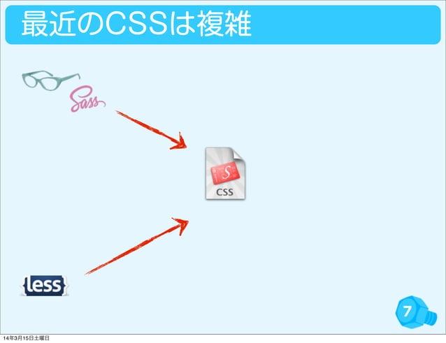 最近のCSSは複雑 7 14年3月15日土曜日