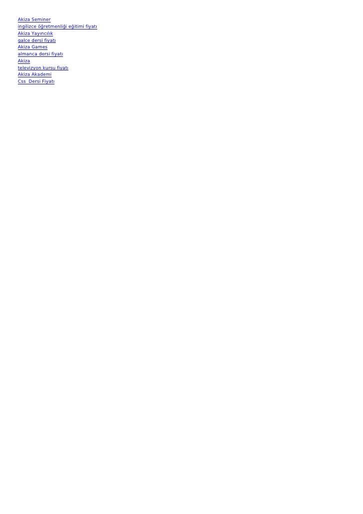 Akiza Semineringilizce öğretmenliği eğitimi fiyatıAkiza Yayıncılıkgalce dersi fiyatıAkiza Gamesalmanca dersi fiyatıAkizate...
