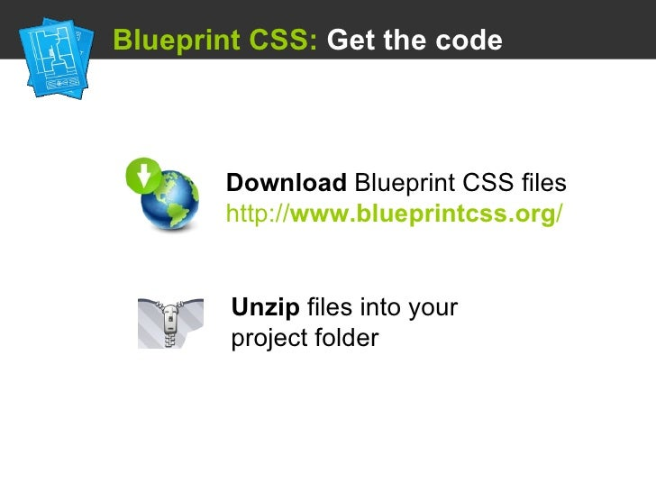 Using a css framework blueprint css get the code download malvernweather Image collections
