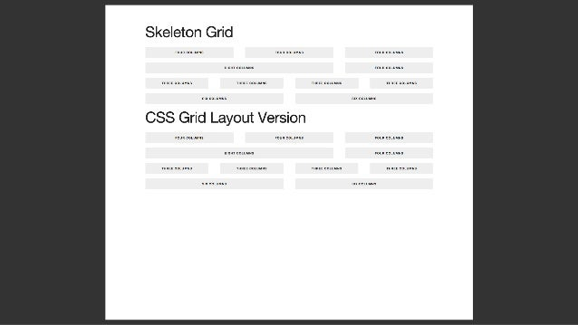 Talk web design get ready for css grid layout 84 grid auto flow malvernweather Images