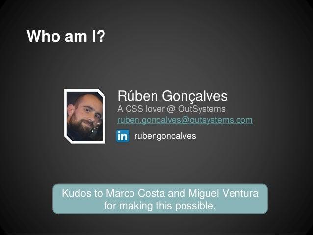 CSS workshop @ OutSystems Slide 2