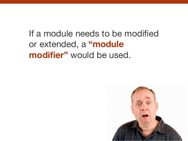 /* Module */! .module-name {}! ! /* Module modifier*/! .module-name--modifier-name {}! ! /* Module descendant*/! .module-n...