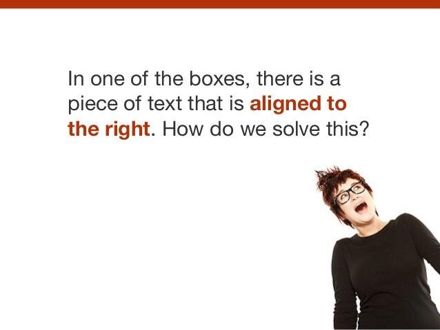 CSS pattern libraries Slide 99