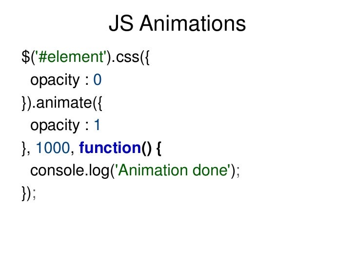 JS.Chi CSS Animations Slide 2