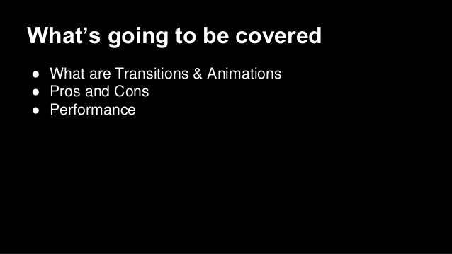 CSS Animations & Transitions Slide 2