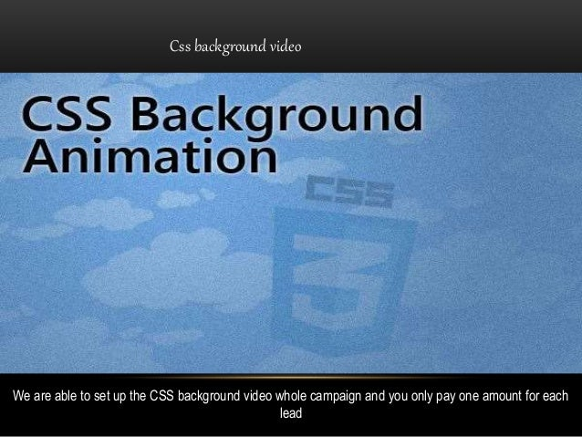 Download 950 Background Video Css HD Terbaru