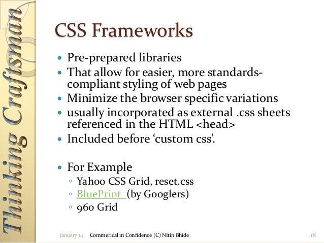 Css basics css frameworks malvernweather Gallery