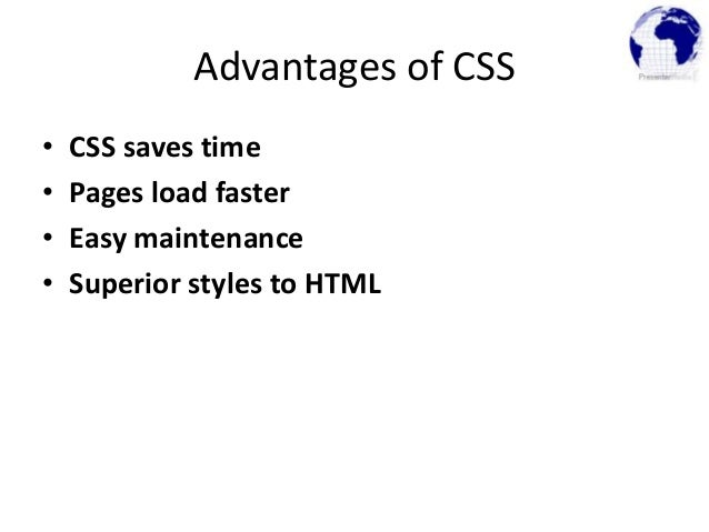 three styles of cascading style sheets Cascading style sheets (css) is the html 40-approved method for controlling visual presentation on web pages this comprehensive guide to css and css1 explores in.