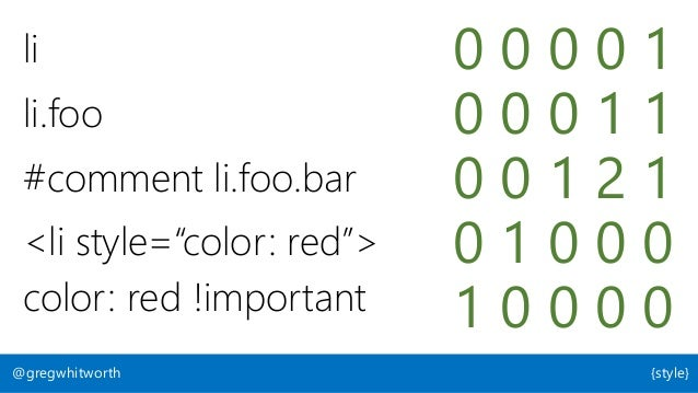 An origin is what determines where the stylesheet is placed within the cascade @gregwhitworth {style} Style Origins