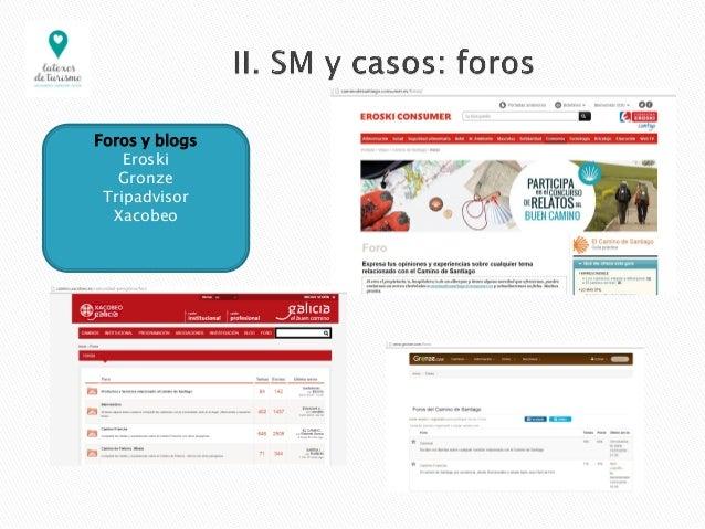 Foros y blogs Eroski Gronze Tripadvisor Xacobeo
