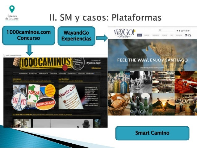 1000caminos.com Concurso WayandGo Experiencias Smart Camino