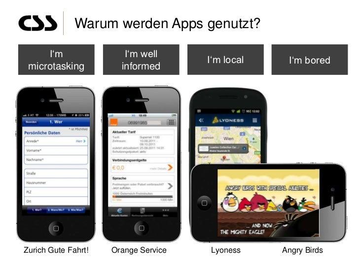 Mobile Apps mit Mehrwert (by CSS) Slide 3