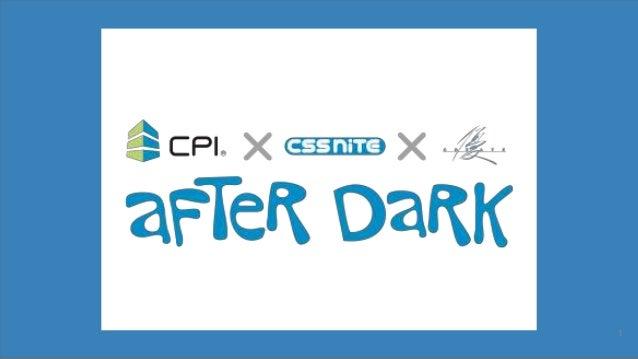 2015.2.19 (木) CSS Nite After Dark 19 - 仕様書から見る concrete5 サイトの作り方〜 WordPress サイト制作とこんなに異なるワークフロー 1