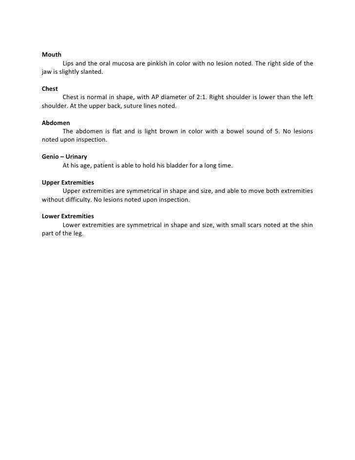 Spina Bifida Essay