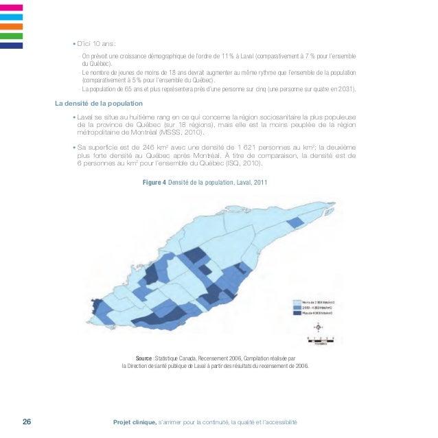 Projet clinique, s'arrimer pour la continuité, la qualité et l'accessibilité28 L'immigration • En 2008-2009 (ISQ, 2011a, 2...