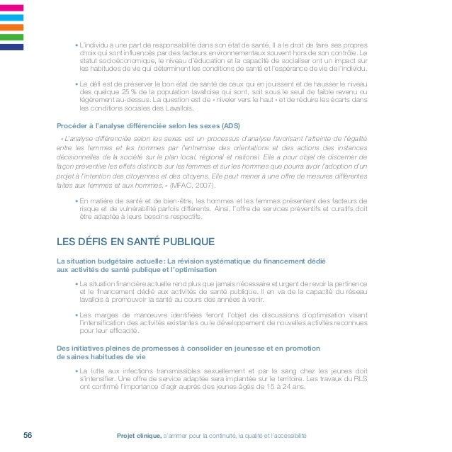 59Réseau local de services de Laval • 2011-2016 Des priorités locales qui déclinent concrètement le Programme national de...