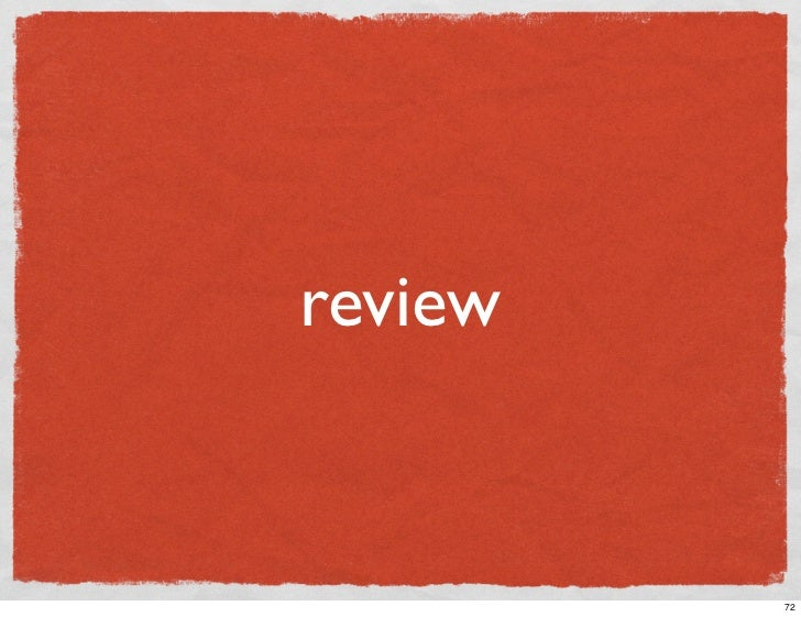 review            72