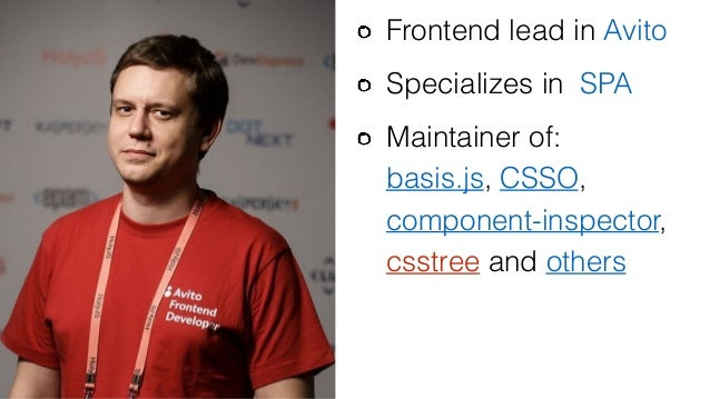 CSS parsing: performance tips & tricks Slide 2
