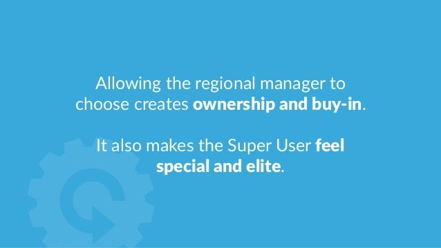 We first need to ensure our  Ambassadors get a huge amount of value • Our Ambassadors are business owners, and ...