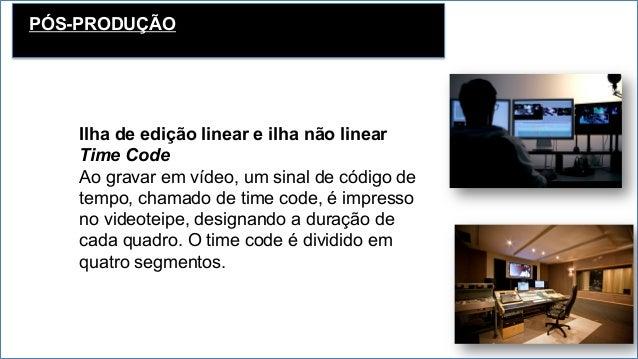 BIBLIOGRAFIA RECOMENDADA KELLISON, Cathrine. Produção e direção para TV e vídeo. Rio de Janeiro: Campus, 2006. LUCENA, Lui...