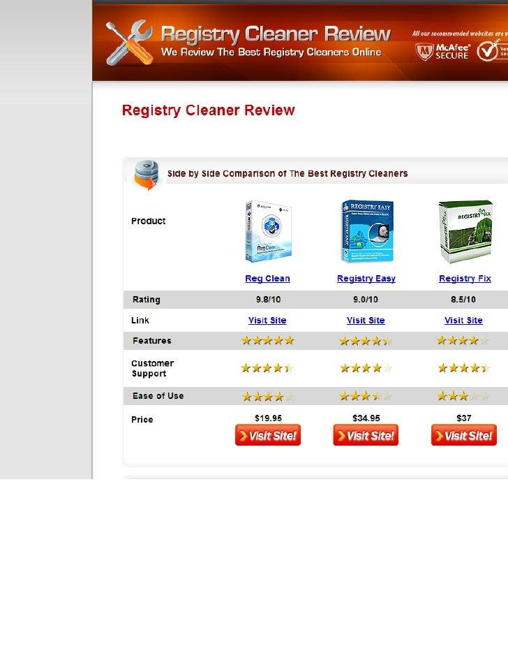 reg clean software