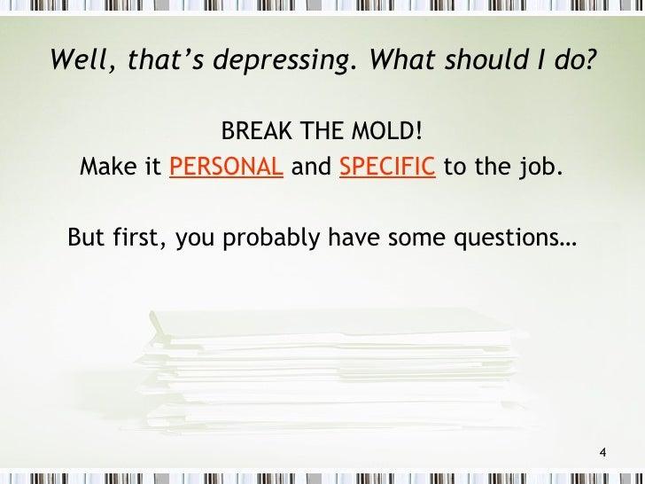 resume writing tips