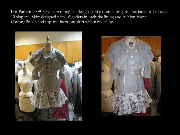 Csulb Fashion Design And Merchandising Projects