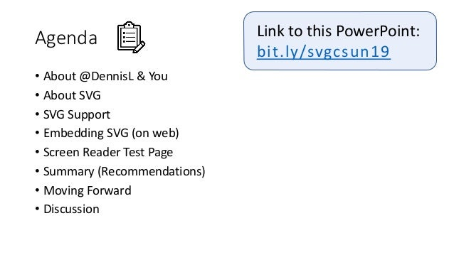 SVG Icons and Screen Reader Accessibility Slide 2